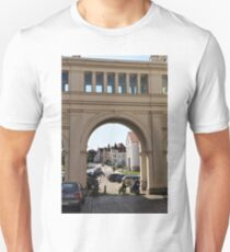 Portal near Staatskanzlei Schwerin - Mecklenburg-Vorpommern, Germany T-Shirt
