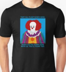 """""""It"""" / Pennywise (w/ quotes) T-Shirt"""