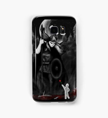 Valkyrie Valentine no text Samsung Galaxy Case/Skin