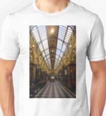 Royal Arcade, Melbourne Unisex T-Shirt