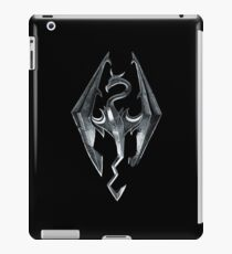 Skyrim Dragon Symbol iPad Case/Skin