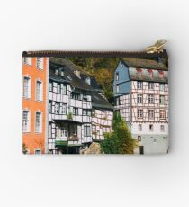 Half Timbered Studio Pouch