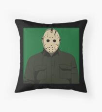 Friday the 13th / Jason Vorhees Throw Pillow
