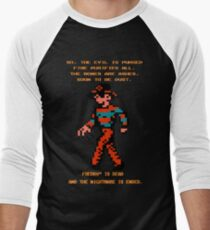 FREDDY Nightmare on Elm Street 8-bit NES T-Shirt