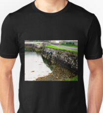 Milk Harbour at low tide, Sligo, Donegal, Ireland Unisex T-Shirt