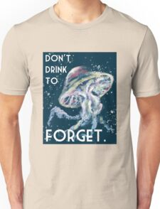 Don't Drink To Forget, The Adventure Zone Void Fish  Unisex T-Shirt
