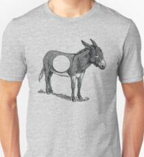 Asshole (Donkey with a hole) Unisex T-Shirt