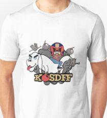 Kosdff Logo Unisex T-Shirt