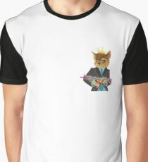 Marble TK Graphic T-Shirt