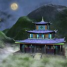 Temple Of Wisdom by edwardfish