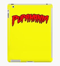 Pupamania RED iPad Case/Skin