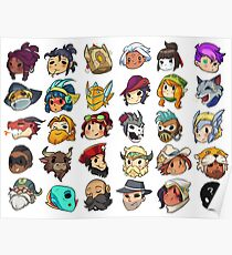 Brawlhalla Posters   Redbubble