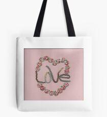 Rosebud Love Tote Bag