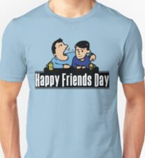 Happy Friends Day T-Shirt