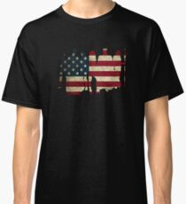 Justice 2017 (USA) Classic T-Shirt