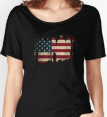 Justice 2017 (USA) Women's Relaxed Fit T-Shirt
