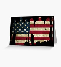 Justice 2017 (USA) Greeting Card