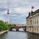Berliner Aussicht von Jane Terekhov