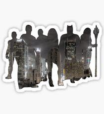 Justice 2017 (City) Sticker