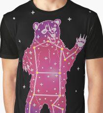 Ursa Major Constellation Nebula Graphic T-Shirt