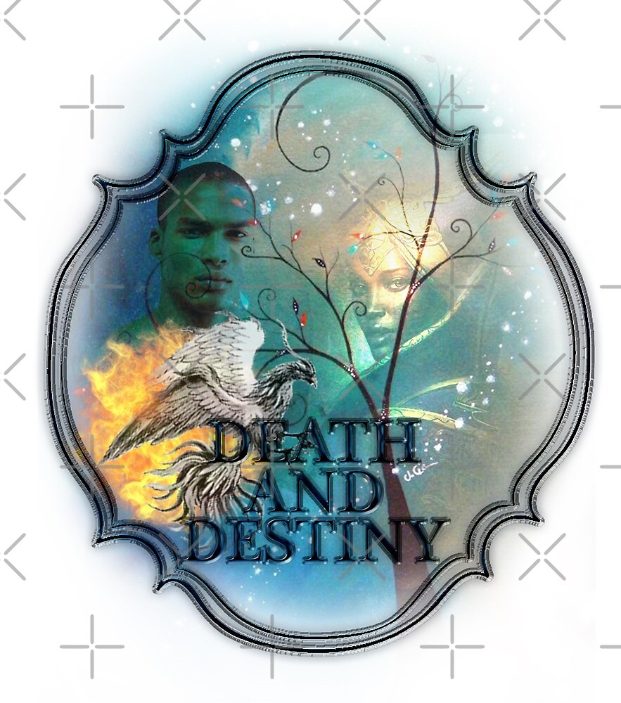Death and Destiny: Paranormal Romance by NDJones