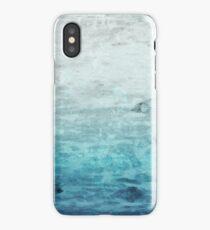 Grunge retro vintage wooden texture, vector background. abstract gradient background  iPhone Case/Skin