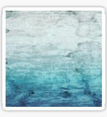 Grunge retro vintage wooden texture, vector background. abstract gradient background  Sticker