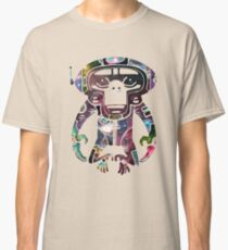 Space Monkeyz Celestial Graphic Classic T-Shirt