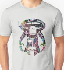 Space Monkeyz Celestial Graphic T-Shirt