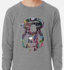 Space Monkeyz Celestial Graphic Lightweight Sweatshirt