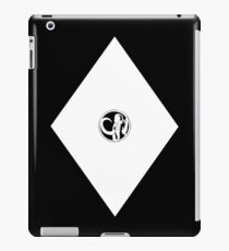Black ranger iPad Case/Skin