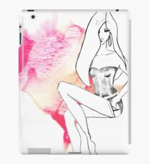 chic lingerie iPad Case/Skin