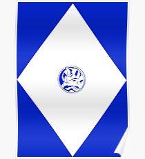 blue ranger Poster