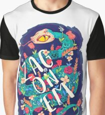 Zag on 'Em!  Graphic T-Shirt