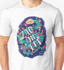 Zag on 'Em!  Unisex T-Shirt