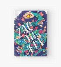 Zag on 'Em!  Hardcover Journal