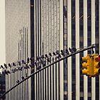Big NYC Family von Jane Terekhov