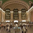 Grand Central Station, New York von Jane Terekhov