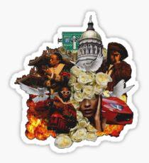migos culture  Sticker