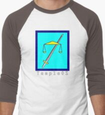 TempleOS Text Logo T-Shirt