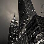 Empire State Building von Jane Terekhov
