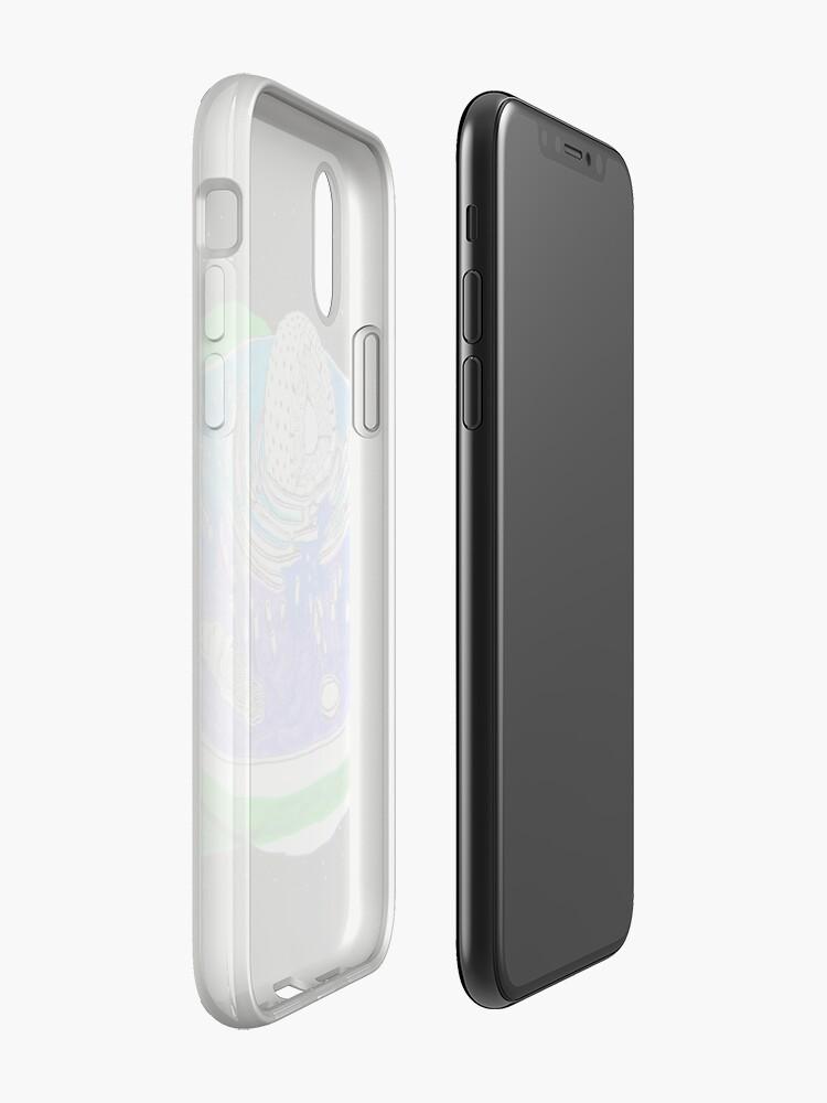 Alternative Ansicht von Tierzelle iPhone-Hüllen & Cover
