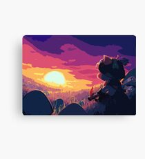 League of Legends - Teemo Canvas Print