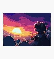 League of Legends - Teemo Photographic Print