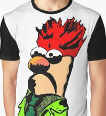 Color Beaker Muppets Fanart by JTownsend Graphic T-Shirt
