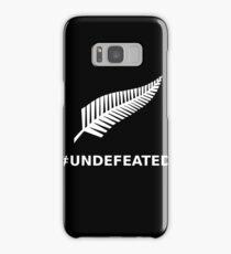 All Blacks Undefeated Fern Samsung Galaxy Case/Skin