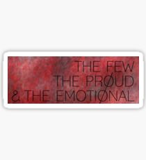 TØP - Red and Black Sticker