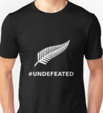 All Blacks Undefeated Fern Unisex T-Shirt