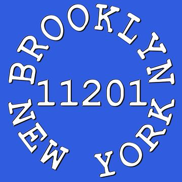 Brooklyn New York, 11201 by atomicseasoning
