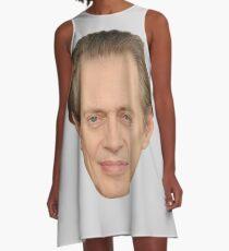 Herr Buscemi A-Linien Kleid